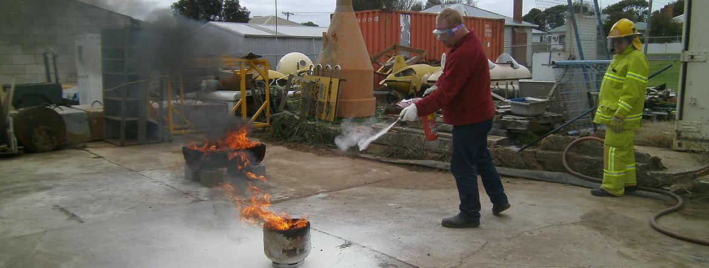 Smarter Safer Solutions Fire Warden Training