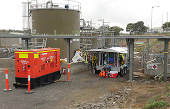 Lochard Energy middle