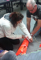 HLTAID002 – Provide basic emergency life support