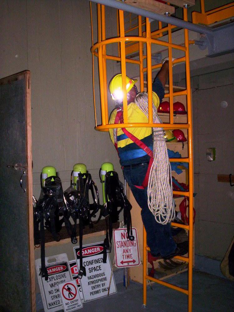Smarter Safer Solutions ladder